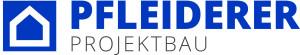 Logo von Projektbau Pfleiderer GmbH & Co. KG