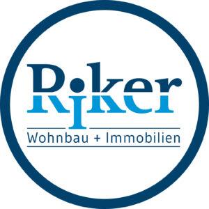 Logo von Riker Wohnbau + Immobilien GmbH